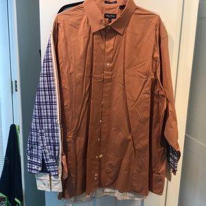 Sean John college shirt 20/36